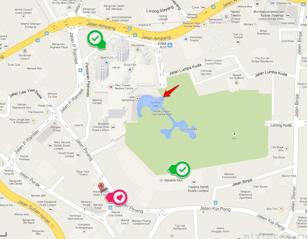Impiana_map