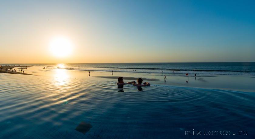 top3 romantic hotels in Bali