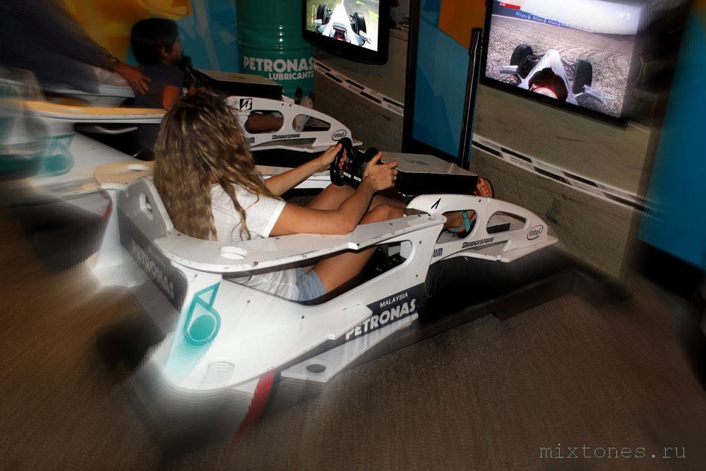 simulator-formula1