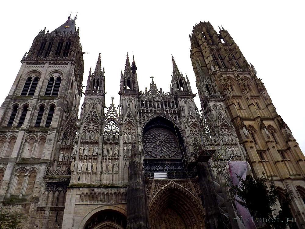 Cathédrale-Notre-Dame-de-Rouen
