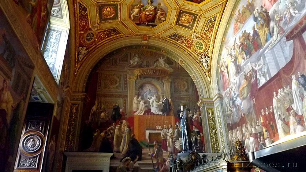 vatican-vnutri